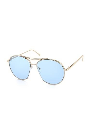 Wendel Güneş Gözlüğü Altın